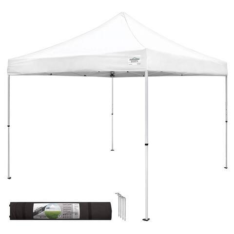 10x10 M-Series 2 Pro Kit White Canopy
