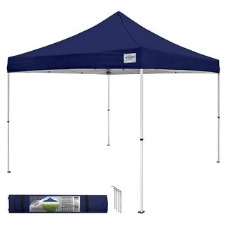 10x10 M-Series 2 Pro Kit Navy Blue Canopy