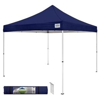 10x10 M-Series 2 Pro Kit Navy Blue Canopy