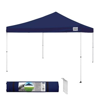 12x12 M-Series 2 Pro Kit Navy Blue Canopy