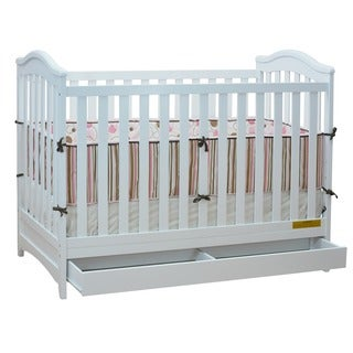 Mikaila 'Marley' Wood Crib (2 options available)