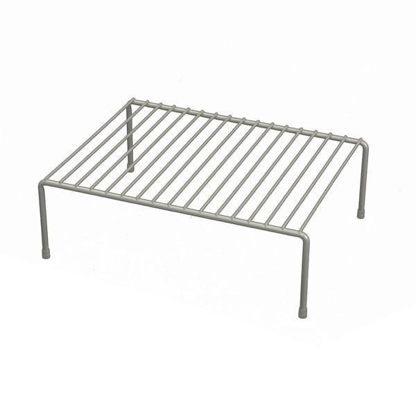 Organized Living Nickel Medium Cabinet Shelf