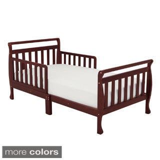 Mikaila 'Nerida' Wood Toddler Sleigh Bed