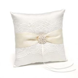 Hortense B. Hewitt Splendid Elegance Ring Pillow