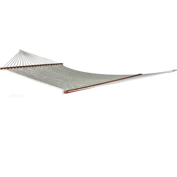 Medium image of hammaka 11 foot 2 person rope hammock