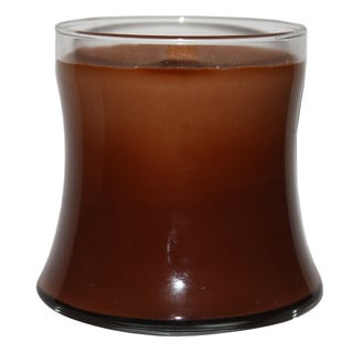 Warm Scented Wooden Wick 12-ounce Interlude Soy Candle