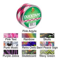 Patterned Duck Tape 1.88IN X 10yd