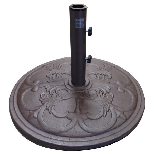 Tropishade Bronze Premium Umbrella Base