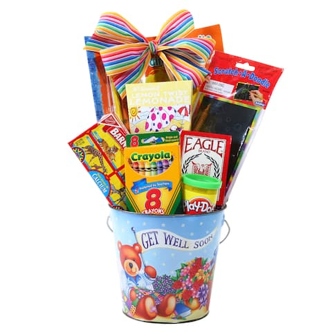 Alder Creek Kids 'Get Well Soon' Gift Basket