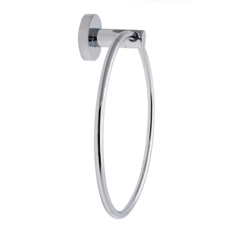 Italia Venezia Chrome Towel Ring