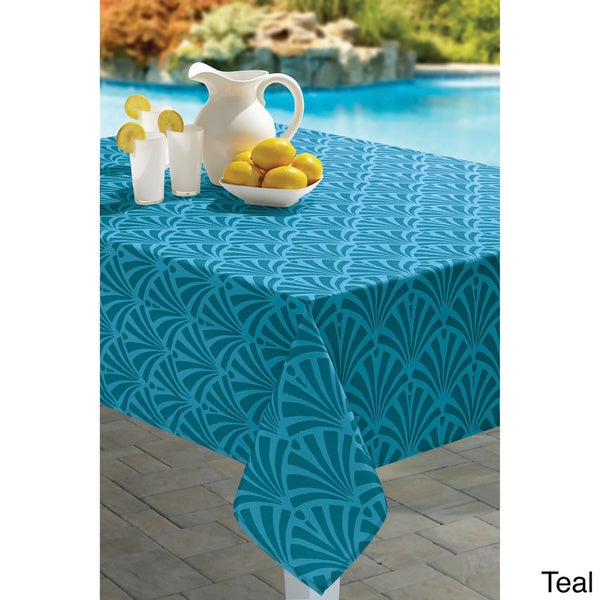Shop Alani Indoor Outdoor Tablecloth Multiple Colors And