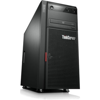Lenovo ThinkServer TD340 70B7002KUX 5U Tower Server - 1 x Intel Xeon