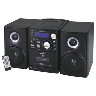 Supersonic SC-807 Micro Hi-Fi System - iPod Supported