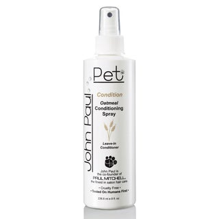 John Paul Pet Oatmeal Spray 8-ounce Leave-in Pet Conditioner