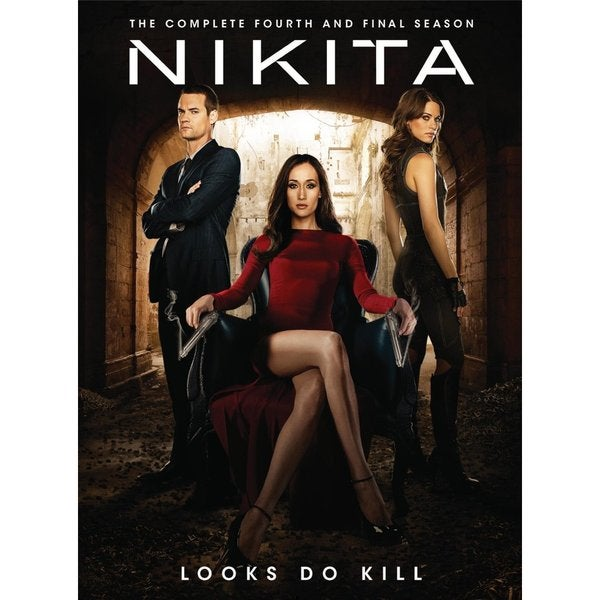 Nikita: The Complete Fourth & Final Season (DVD)