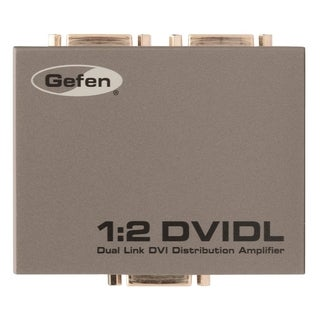 Gefen 1:2 Dual Link DVI Distribution Amplifier