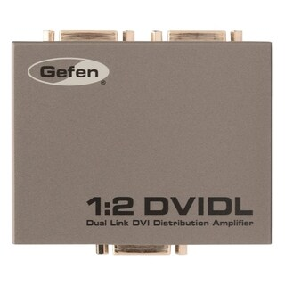 Gefen 1:2 Dual Link DVI Distribution Amplifier