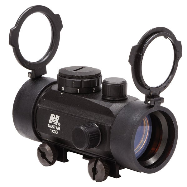 1x30 B-Style Red Dot Sight with 0.375-inch Dovetail Base