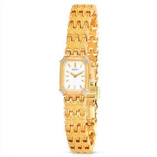 Seiko Women's Diamond Accent Watch