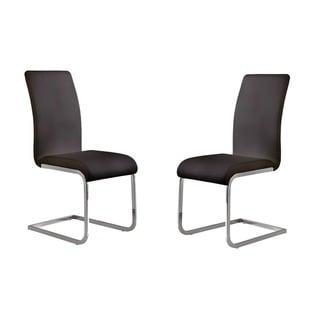 Strick & Bolton Rahl Modern Dining Chair (Set of 2)