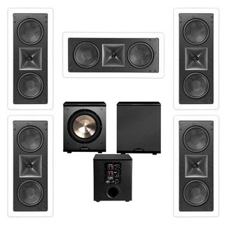 Klipsch KL-6502-THX 5.1 In-wall LCR Speaker System