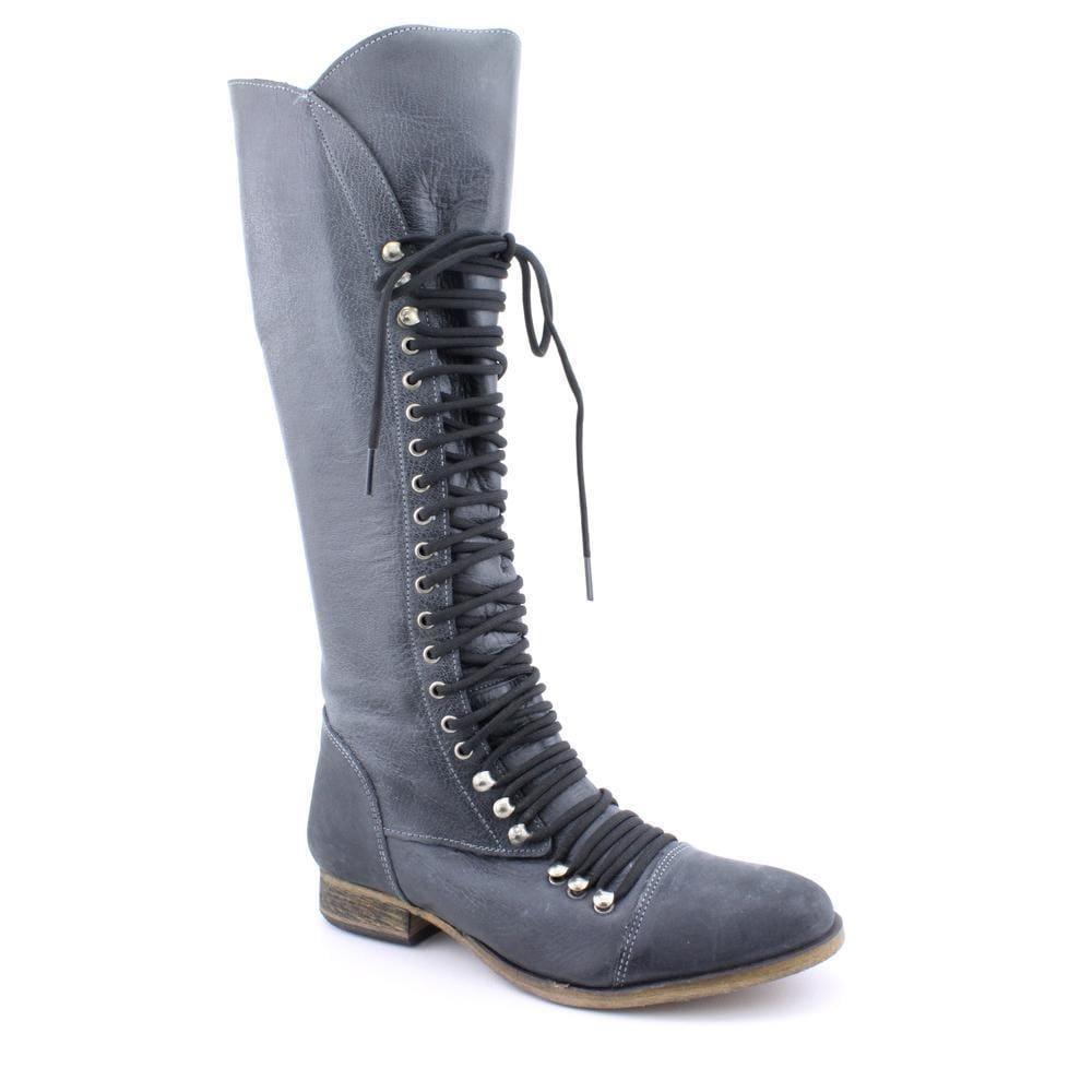 Abandonado su Marinero  Steve Madden Women's 'Perrin' Leather Boots (Size 6 ) - Overstock - 8795577