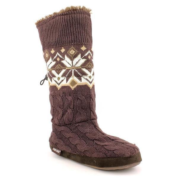 Muk Luks Women's '17822' Basic Textile Boots