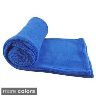 TrailWorthy Coral Fleece Zip Up Blanket (2 options available)