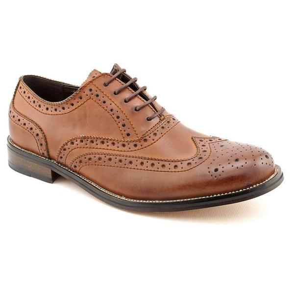 Steve Madden Men's 'P-Garth' Leather Dress Shoes