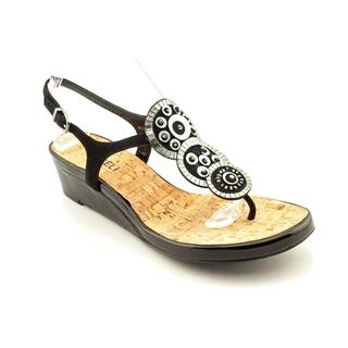 Vaneli Women's 'Kalinda' Man-Made Sandals