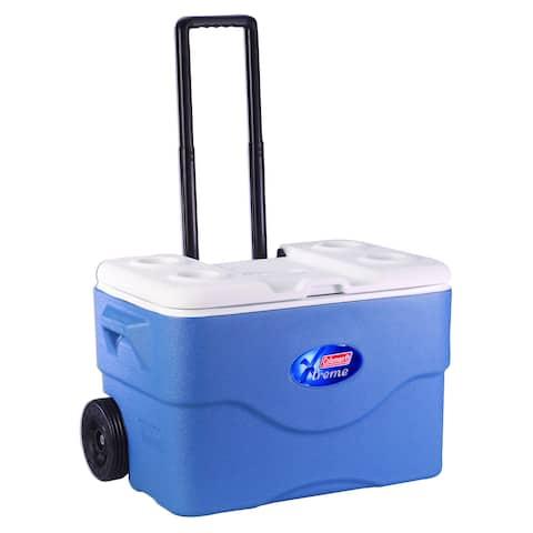 Coleman 75-quart Xtreme Blue Cooler