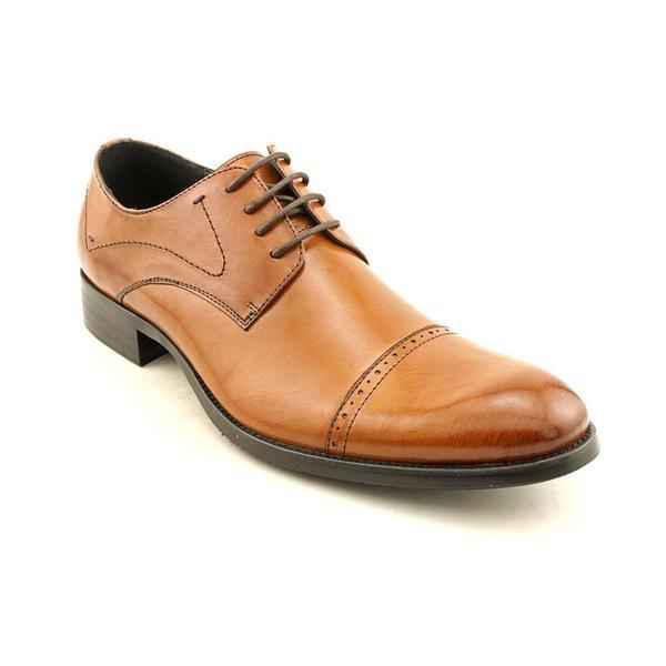 Steve Madden Men's 'Strangr' Leather Dress Shoes (Size 11.5 )