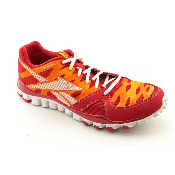aef30bcce040e0 Shop Reebok Men s  Realflex Transition 3.0  Synthetic Athletic Shoe ...