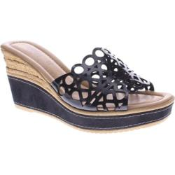 Women's Azura Polidor Black Patent Leather