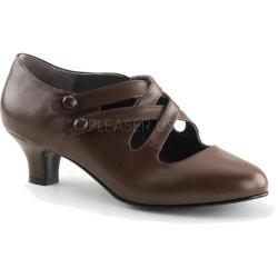 Women's Funtasma Dame 02 Brown PU