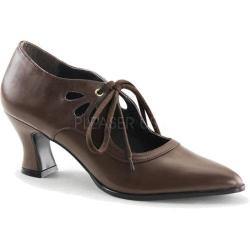 Women's Funtasma Victorian 03 Brown PU|https://ak1.ostkcdn.com/images/products/88/141/P17142714.jpg?impolicy=medium