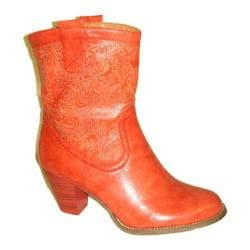 Women's Kate Boot Salmon Polyurethane