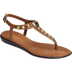 Women's Aerosoles Chlose Together Dark Tan Combo