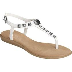 Women's Aerosoles Chlose Together White Faux Leather