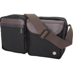 Token Lexington Flight Bag Black