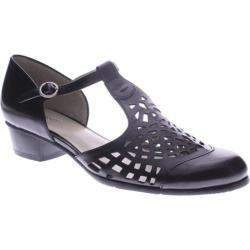 Women's Spring Step Maiche Black/Black Leather (5 options available)