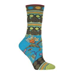 Women's Ozone Fille (2 Pairs) Turquoise