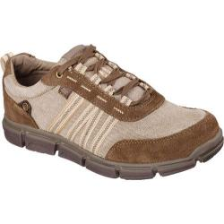 Men's Skechers Relaxed Fit Broger Kenster Tan