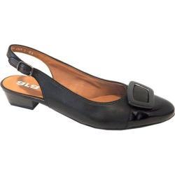 Women's ara Soleil 31424 Black Leather/Patent