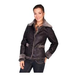 Women's Scully 8032 Charcoal