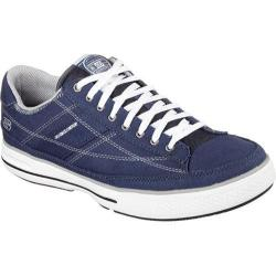 Men's Skechers Arcade Chat Memory Sneaker Navy/White