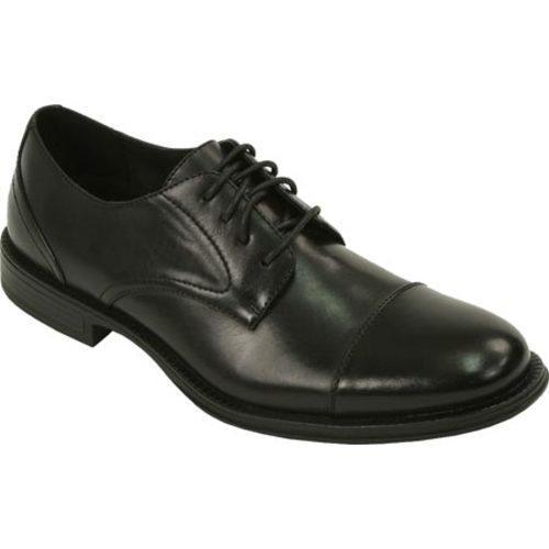Men's Deer Stags Prime Mode Waterproof Cap Toe Oxford Black