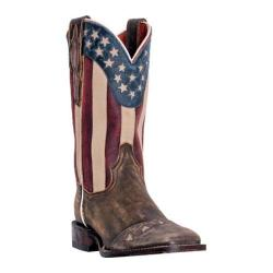 Women's Dan Post Boots Cowboy Certified Betsy DP3914 Tan Vintage Distressed Leather