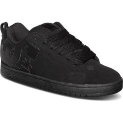 Men's DC Shoes Court Graffik Black/Black/Black Combo