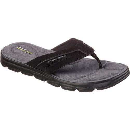 351f18c193fe Shop Men s Skechers Wind Swell Sand Diver Sandal Black - Free Shipping On  Orders Over  45 - Overstock - 10068116
